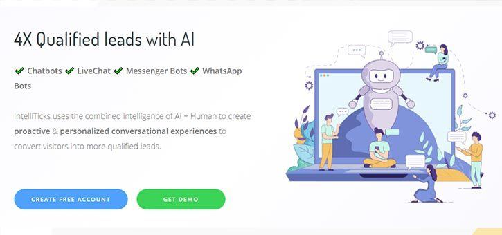 IntelliTicks Chatbot