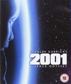 2001: A Space Odyssey, a film by Stanley Kubrick
