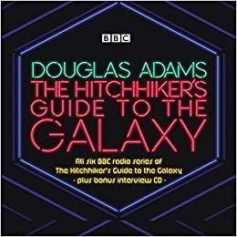The Hitchhiker's Guide to the Galaxy Complete Radio Series