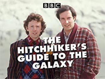 The Hitchhiker's Guide to the Galaxy TV Series