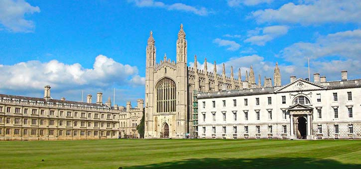 Alan Turing attended Kings College at Cambridge Universoty.