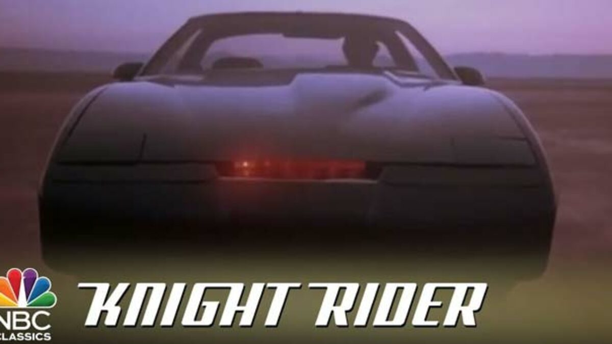 Knight Rider TV Series – S1, Ep2 – Knight of the Phoenix: Part 2