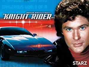 Knight Rider is available on Amazon Prime.