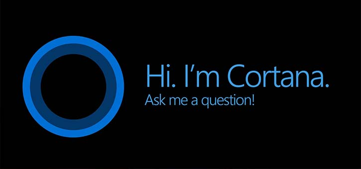 Microsoft Cortana is a Virtual Assistant that connects to Microsoft's Windows OS.