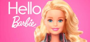 Hello Barbie was the first AI-powered Chatbot Toy.