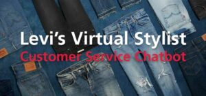 Levi's Chatbot, also called Levi's Virtual Stylist, has dramatically improved the online shopping experience.