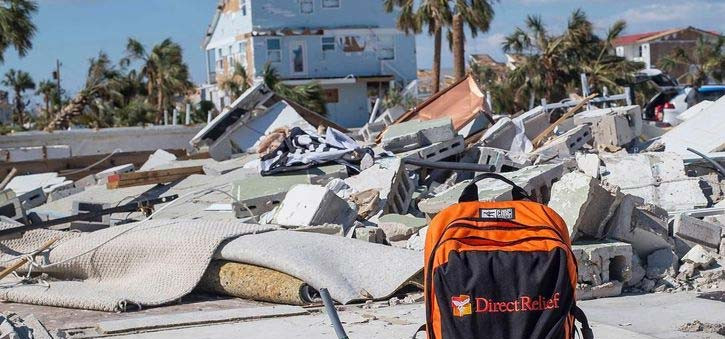 The Disaster Relief chatbot was created to help the organization respond quickly to the numerous requests for help they were getting after Texas was struck by Hurricane Harvey in August 2017.